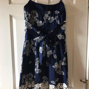 B Darlin Dresses - Blue Formal Dress